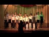 Отчетный концерт в/с Искорки и т/к Вдохновение 16.01.2015