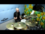 Валентин Иванников - Royal Blood Out Of The Black (drum cover)