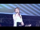 170811 Gummy (거미) - Childish Adult - [13th Jecheon International Film & Music Festival]