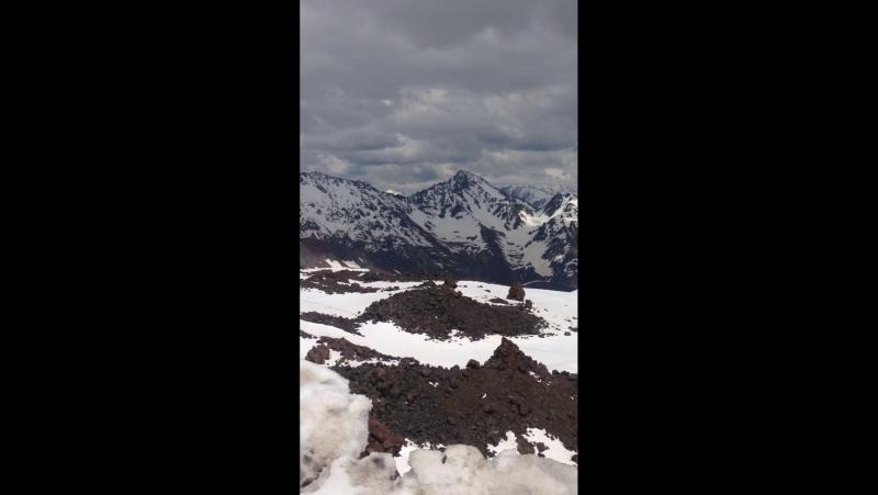 Кавказский хребет, Приэльбрусье