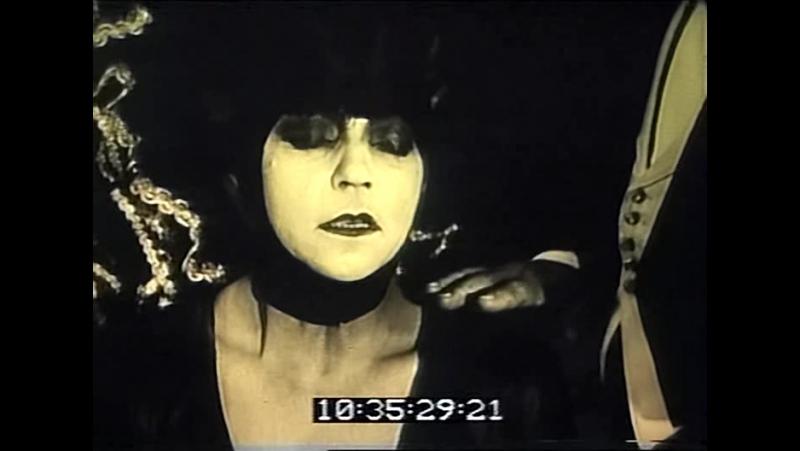 Дух земли / Лулу / Erdgeist / Earth Spirit (Леопольд Йесснер / Leopold Jessner) [1923, Германия, Драма, немое кино]