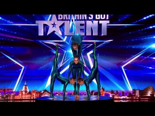 Best Contortionists WORLDWIDE on Got Talent Global..суперцирк.гибкость тела