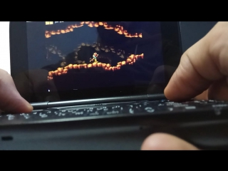 Gpd win - Аm2r (Another Metroid 2 Remake)