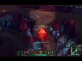 Sion zigzag drift ult [bot lane] → [enemy jungle] → [middle] (very hard)