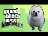 GTA San Andreas (Gabe the dog)
