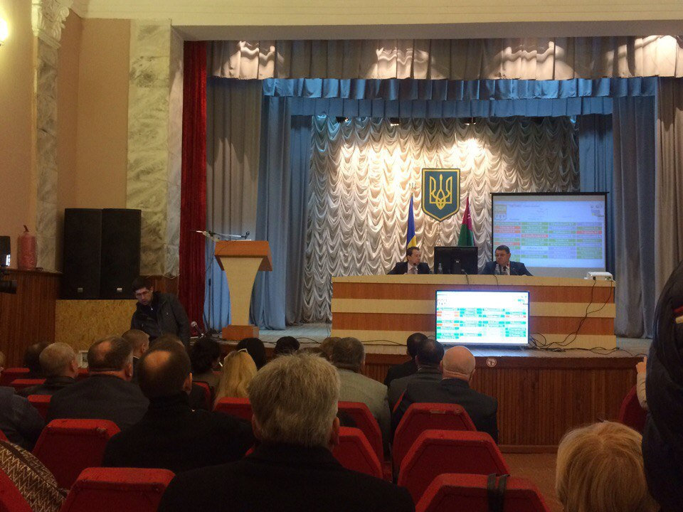 В Лозовой утвердили заместителя мэра