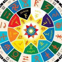 Логотип Центр Чертоги Мудрости.Таро. Руны. Древняя магия