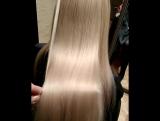 блонд окрашивание без фильтра
