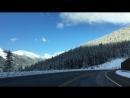 Мой Путь Через Перевал Пологая дорога к подножию Скалистых Гор