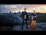Game of Thrones - Soundtrack  FOLK COVER VERSION  B&ampB project  Bandura Accordion GOT7 Music Theme