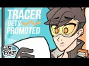 Tracer Gets Promoted