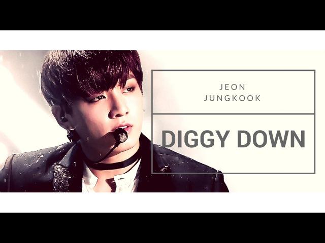 -DIGGY DOWN- JUNGKOOK