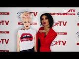 Бэкстейдж #MadeInRu с Анной Плетневой на Europa Plus TV