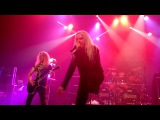 Saxon Live in Montreal 4 Oct. 2017 Power and the Glory