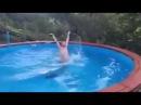 Пародия на синхронное плавание :-)