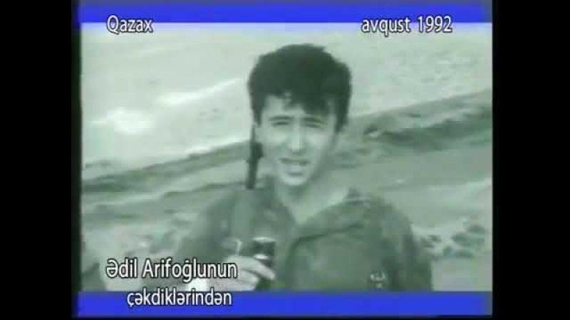 Qarabağ müharibəsi 1992-ci il Ləzgi və Talış döyüşçülərin fikirləri