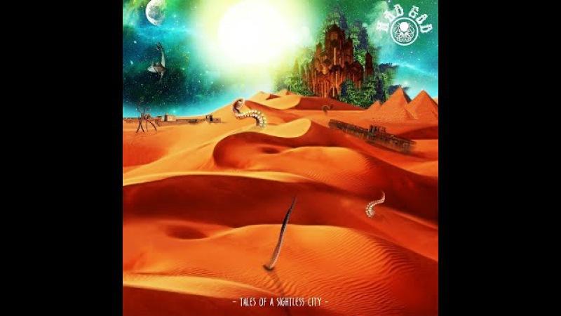 Mad God - Tales of a Sightless City (2017) (New Full Album)