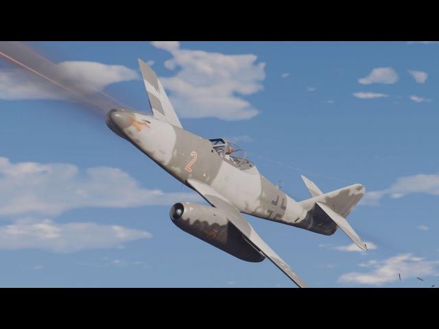 GTA 5 Messerschmitt Me 262 A-1a (world's first jet fighter)