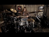 WHITE ZOMBIE~Thunderkiss '65 Drum Cover by Brooke C
