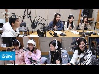 15.01.17 DJ Lee HongGi - Kiss The Radio @ участницы DIA