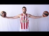 Tadim Assist of the Night Vangelis Mantzaris, Olympiacos Piraeus