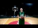 EuroLeague Weekly Focus on Paulius Jankunas Zalgiris Kaunas