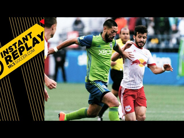 Clint Dempsey's clash with Felipe and reds to Shea, Beckerman | INSTANT REPLAY