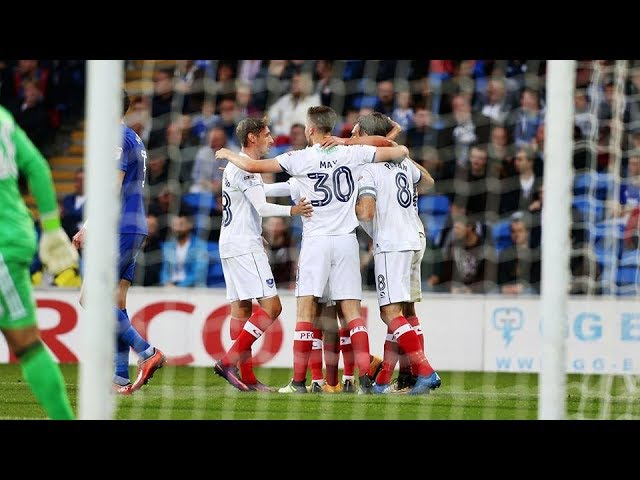 Highlights: Cardiff City 2-1 Portsmouth (AET)