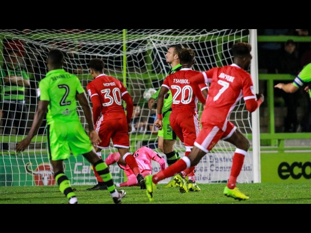 HIGHLIGHTS: Forest Green Rovers 0-1 MK Dons (AET)
