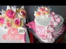 Cách Làm Bánh Kem Đơn Giản Đẹp ( 203 ) Cake Icing Tutorials Buttercream ( 203 )