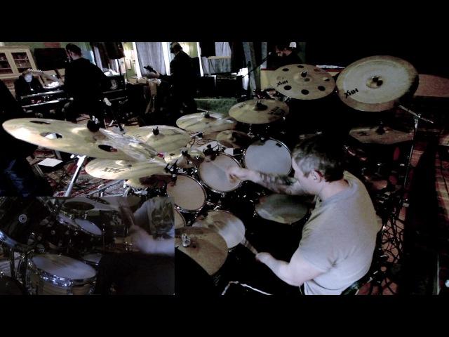 Emperor Ye Entrancemperium rehearsal drum cam