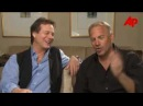 Kevin Costner Bill Paxton about Hatfield McCoys