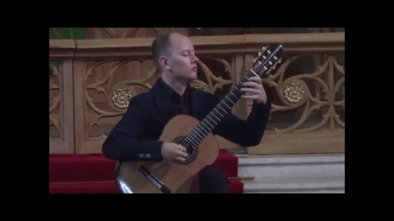 Dmitry Pimanov - M.Giuliani «Gran Sonata Eroica» Op.150