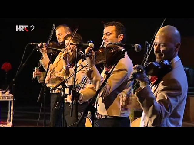 Mariachi Los Caballeros (Croacia) Baltazar Juarez ~ EL CASCABEL • Zagreb, febrero del año 2014