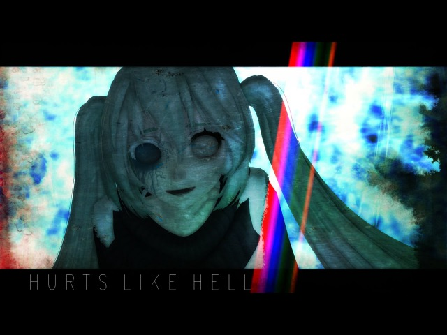 Hurts Like Hell - [MMD] !!THANK YOU FOR 6K MY DUDES!! *FLASH WARNING*