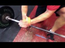 How to use Olympic lifting straps