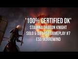 100% Certified DK | Stamina Dragon Knight Solo&Duo PVP Gameplay#7 | ESO Morrowind