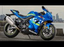 ✅ 2017 Suzuki GSX R1000 - Экстерьер 😍! Выхлоп сток - слипон - полная система Yoshimura 🔥!