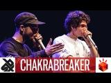 CHAKRABREAKER    Grand Beatbox TAG TEAM Battle 2017    Elimination