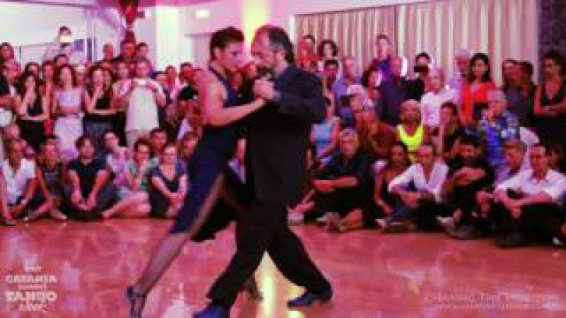 Gustavo Naveira y Giselle Anne - Catania Summer Tango Week 2017 4/5