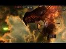 Супер Звездный Разрушитель против Космического Дракона Stellaris