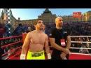 Бокс на Красной площади.Полная версия.