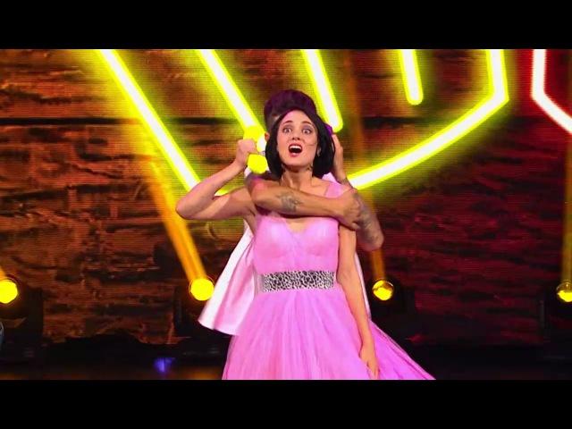 Танцы: Тимур Базаров и Саша Горошко (Michael Buble - To Love Somebody) (сезон 4, серия 14)
