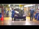 Сборочный конвейер LADA Granta видео с YouTube канала Официальный Лада Клуб