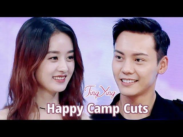 [Engsub] Happy Camp - William Chan Zhao Li Ying Cuts 2017.07.08 《快乐大本营》
