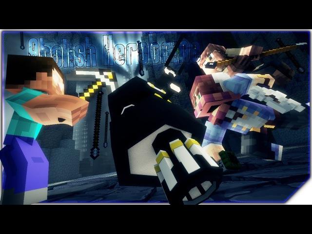 ♪ Abolish Herobrine ♪ - New Divide Minecraft Parody by Linkin Park ( Animation Music Video)