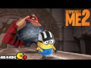 Despicable Me 2 Minion Temple Run EL Macho's Lair