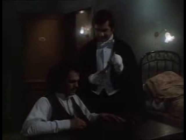 Арсен Люпен(детектив и приключения) 2 серия. Франция, 1980год