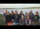 И в снег и в дождь я радуюсь в Иисусе Христианская песня исполняет многодетная семья Савченко