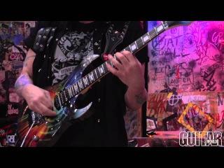 Dimebag Darrell Tribute - Michael Angelo Batio Pantera Shred Performance!